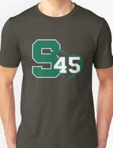 Denzel Valentine #45 MSU T-Shirt  Unisex T-Shirt