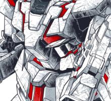 Unicorn Gundam Sticker