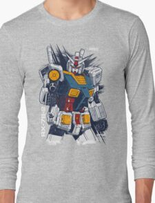 Gundam Love Long Sleeve T-Shirt