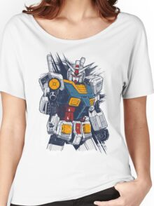 Gundam Love Women's Relaxed Fit T-Shirt