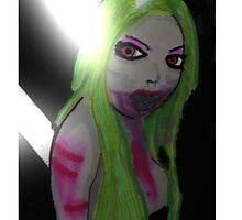 ZombieGirl by TDBE