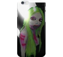 ZombieGirl iPhone Case/Skin