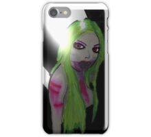 ZombieGirl iPhone Case/Skin