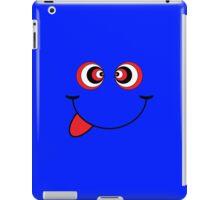 Trippy Smiley iPad Case/Skin