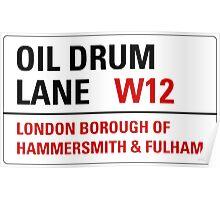 Oil Drum Lane - Steptoe & Son Poster