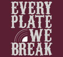 everyplatewebreak - logo T-Shirt