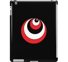 Trippy Circles iPad Case/Skin