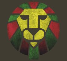 Rasta Lion. by SoftSocks