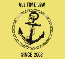 All Time Low Since 2003 Kids Clothes