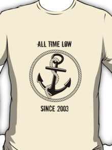 All Time Low Since 2003 T-Shirt