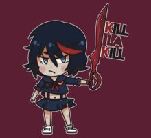 Kill La Kill - Ryuko by catdoodle