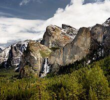 Waterfall Valley by Mike Suszycki
