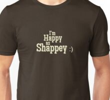 Cabin Pressure - Happy as Shappey Unisex T-Shirt