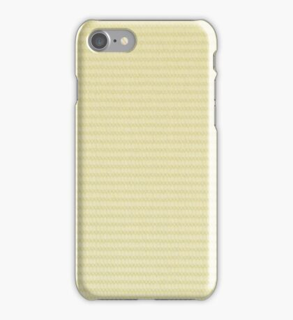 Green vinyl texture iPhone Case/Skin