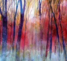 Il bosco dei sussurri by Alessandro Andreuccetti