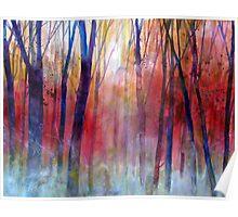Il bosco dei sussurri Poster