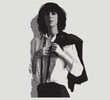 patti smith by artvagabond