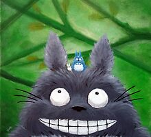 Totoro Tots by Scotty Richard