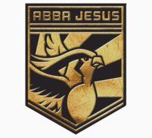 """ABBA JESUS!"" Twitch Plays Pokemon Merch! Kids Clothes"