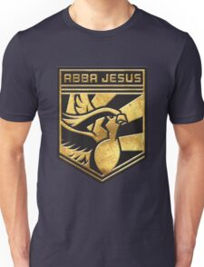 """ABBA JESUS!"" Twitch Plays Pokemon Merch! Unisex T-Shirt"
