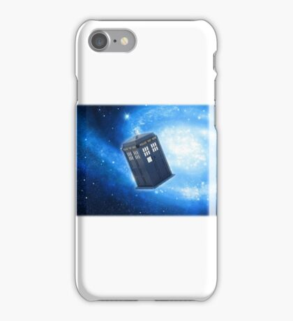 doctor who edit iPhone Case/Skin