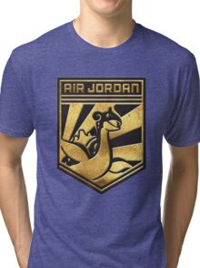 """AIR JORDEN!"" Twitch Plays Pokemon Merchandise! Tri-blend T-Shirt"