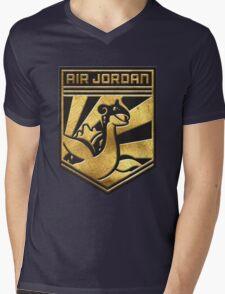 """AIR JORDEN!"" Twitch Plays Pokemon Merchandise! Mens V-Neck T-Shirt"