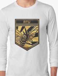 """ATU!"" Twitch Plays Pokemon Merchandise! Long Sleeve T-Shirt"