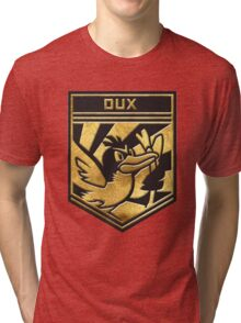 """DUX!"" Twitch Plays Pokemon Merchandise! Tri-blend T-Shirt"