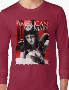 American Mary Long Sleeve T-Shirt