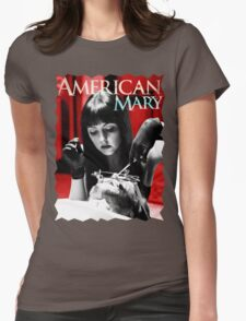 American Mary Womens Fitted T-Shirt