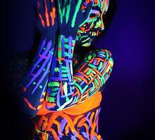 Black Light by Paula Bielnicka