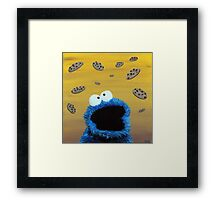 Cookie Dawn Framed Print