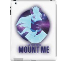 Beth's Horse, the sequel iPad Case/Skin