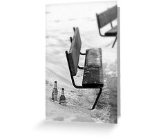 Urban Post Party Greeting Card