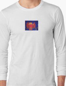 Dylluan y tan Long Sleeve T-Shirt