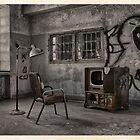 No Reception by Marzena Grabczynska Lorenc