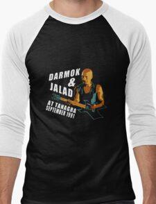 Darmok & Jalad at Tanagra ST TnG (Dark ONLY) Men's Baseball ¾ T-Shirt