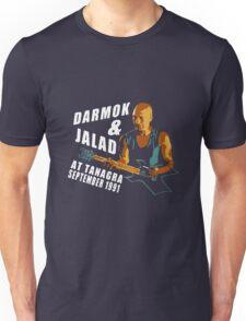 Darmok & Jalad at Tanagra ST TnG (Dark ONLY) Unisex T-Shirt
