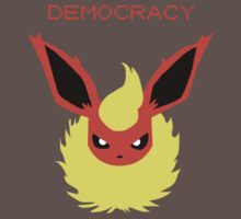 DEMOCRACY - Twitch Plays Pokemon by TerraWolfDog