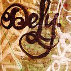 Defy- Unique Urban Art Photography by Vincent J. Newman