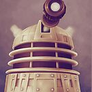 EXTERMINATE - iPhone/iPod Case by RainbowCarnagex