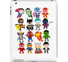 super heros iPad Case/Skin