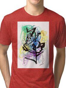 Healing Portraits Tri-blend T-Shirt