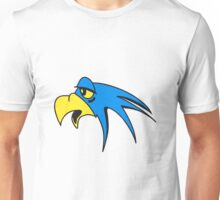 funny bird animal cool natural comic Unisex T-Shirt