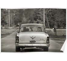 Sunday drive. Poster