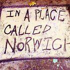 Norwich- Unique Urban Art Photography by Vincent J. Newman