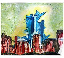 City Under Siege Poster