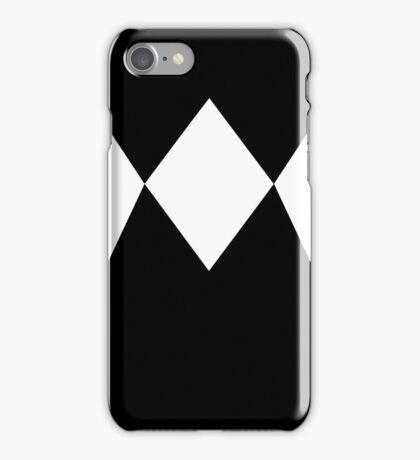 Black Ranger Cases iPhone Case/Skin