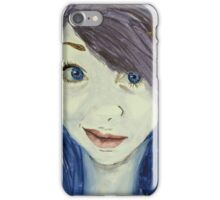 Watercolor Camille iPhone Case/Skin